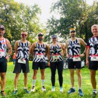 Gruppe Zebras Südraummarathon 2020