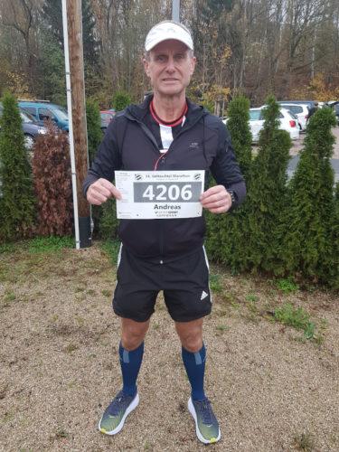 Nummernvergabe Göltzschtal-Marathons
