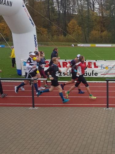 Start zum Göltzschtal-Marathon