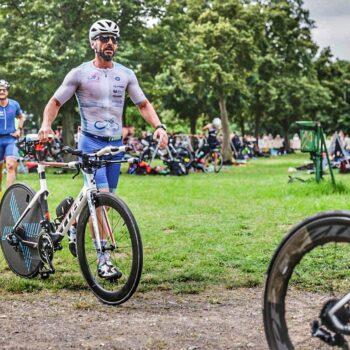 Danny Wechselzone Leipzig-Triathlon 2021