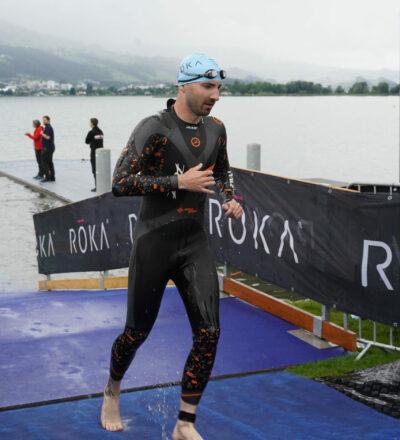 Max IRONMAN 70.3 Schweiz