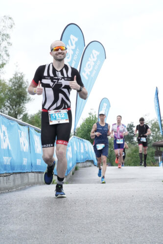 Max Run1 IRONMAN 70.3 Schweiz