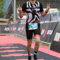 Max Run2 IRONMAN 70.3 Schweiz