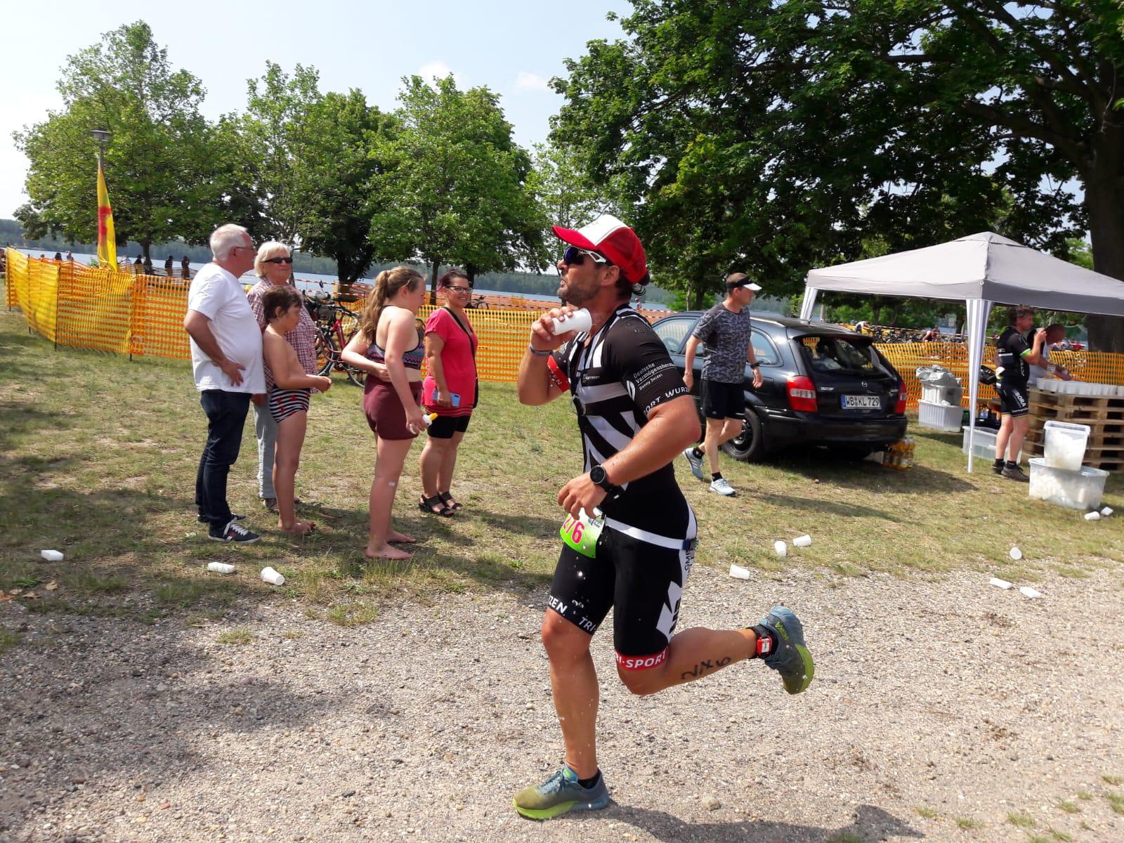 Bergwitztriathlon 2019 Danny Lauf